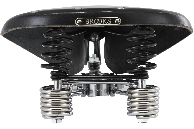 fc3ee1be729ab Brooks B190 Unique Siodełko Mężczyźni czarny | Sklep Bikester.pl